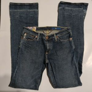 AG Adriano Goldenschmied Jeans The Goldie Size 27R
